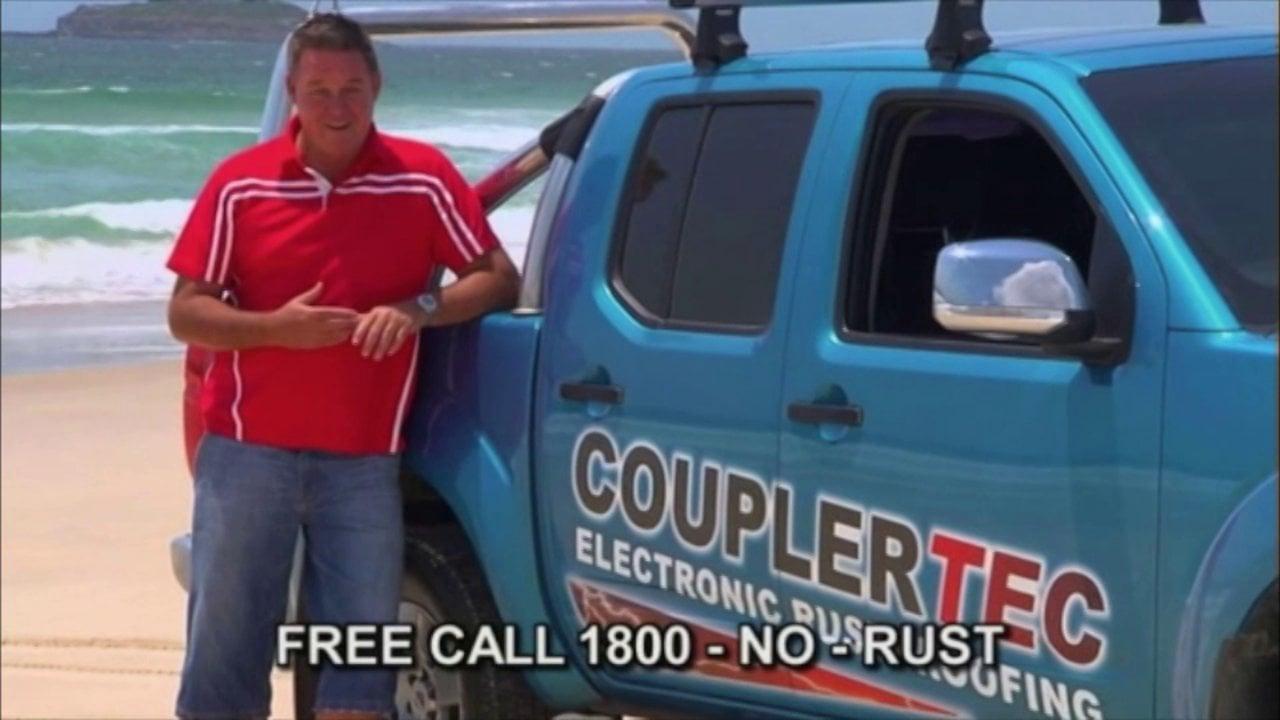 couplertec electronic rust proofing